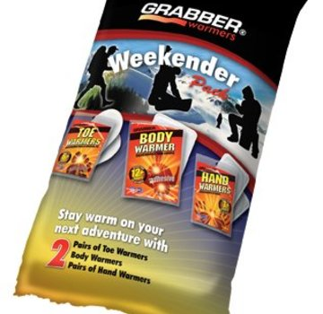 Grabber Weekender- Multi Warmer Pack