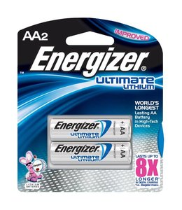 Liberty Mountain Energizer Ultimate Lithium