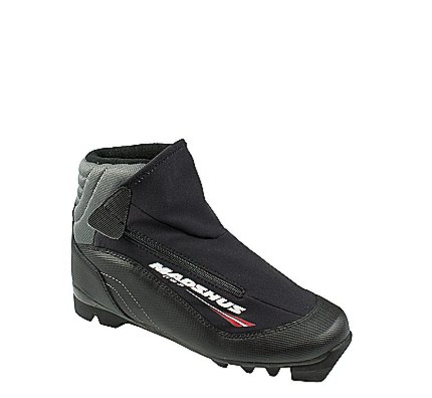 Men's CT 100 Cross-Country Ski Boots Black