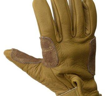Metolius Belay Glove Full Finger Natural/Brown