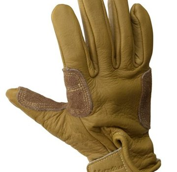 Metolius Belay Glove Full Finger Natural/Brown