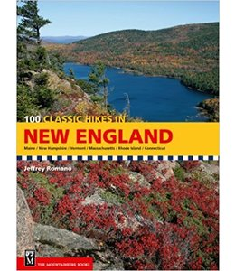 Mountaineers Books 100 Classic Hikes in New England