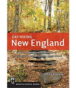 Mountaineers Books Day Hiking New England