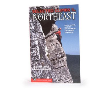 Mountaineers Books Selected Climbs in the North East: Rock and Ice