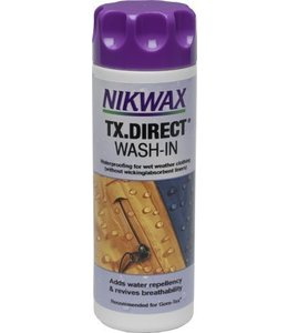 Nikwax TX. Direct Waterproofing 10oz, Wash-In