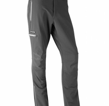 NW Alpine Men's Thielsen Softshell Pant Gray-Large