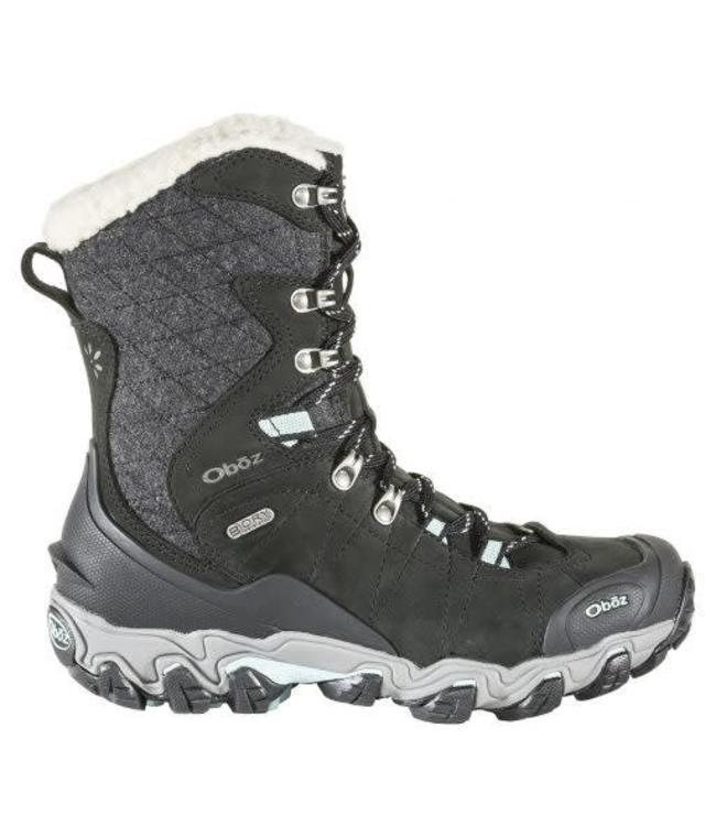 "Oboz Women's Bridger 9"" Insulated Hiking Boots"