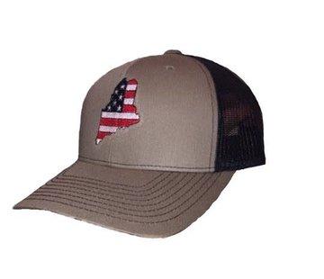 Foster Fits Maine Trucker Hat