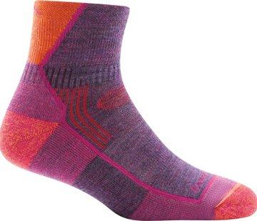 Darn Tough Women's Hiker 1/4 Sock Cushion