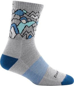 Darn Tough Women's Coolmax Zuni Micro Crew Cushion Sock