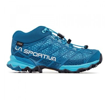 La Sportiva Women's Synthesis Mid Gtx Hiking Boot - Fjord - 40