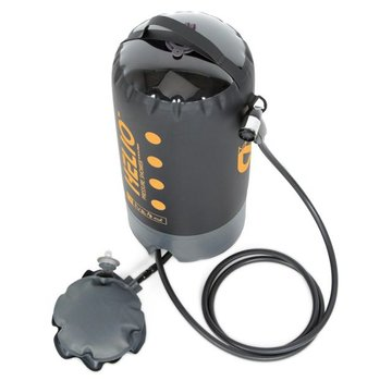 Nemo Helio Pressure Shower Black/Sunset