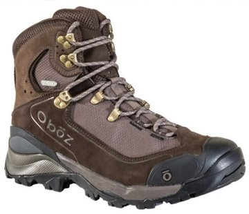 Oboz Men's Windriver III BDry Hiking Boots Bark Brown