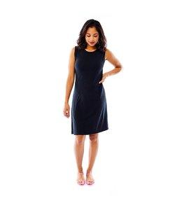 Carve Designs Women's Jones Dress- Black -L