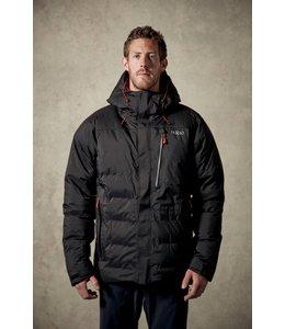 Rab Men's Resolution Jacket- Black- L