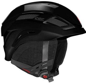 Scott Couloir Ski Helmet Black Matte- S