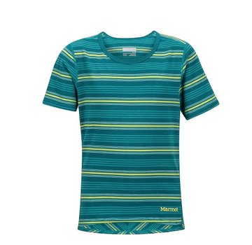 Marmot Girl's Gracie Short Sleeve-S