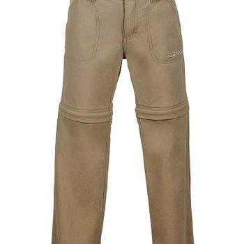 Marmot Girl's Lobo's Convertible Pant - Desert Khaki - L