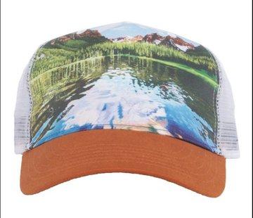 Locale Outdoors Artist Series - Rachel Pohl Trucker Hat