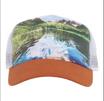 Locale Outdoors Artist Series - Rachel Pohl Trucker Hat