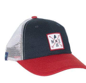 Cirque Maine Arrowhead Trucker Hat
