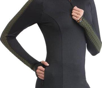 WSI Sportswear Women's HEATR® Montana 1/2 Zip Shirt
