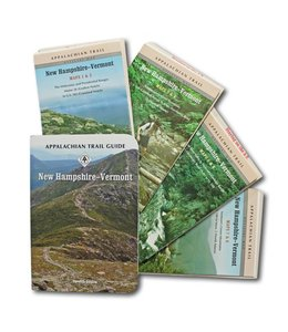 Appalachian Trail Conservancy Appalachian Trail Guide to New Hampshire-Vermont