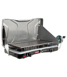 Coleman Two Burner Stove with InstaStart Ignite
