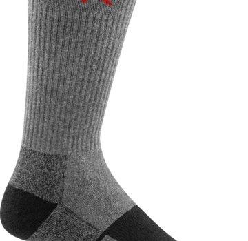 Darn Tough Men's Coolmax Full Cushion Boot Sock- Olive- XL