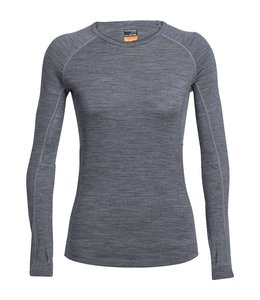 Icebreaker Womens Bodyfitzone Zone Long Sleeve Crew