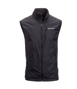 Marmot Men's Ether DriClime Vest- Black- S