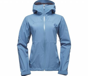 Black Diamond Women's Stormline Stretch Rain Shell