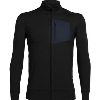 Icebreaker Men's Momentum Long Sleeve Zip