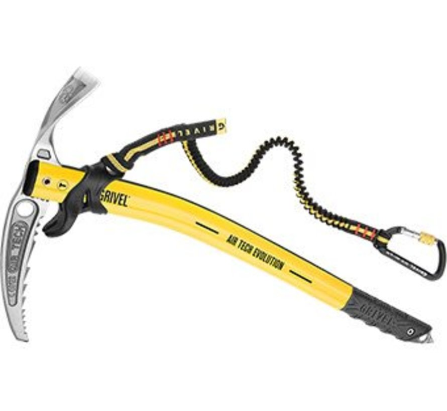 Air Tech Evo GBone Ice Axe with Slider