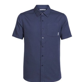 Icebreaker Men's Compass Short Sleeve Shirt