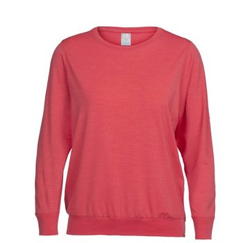 Icebreaker Women's Mira Long Sleeve Crewe