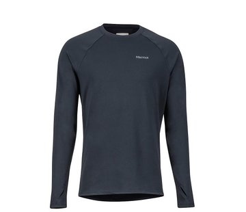 Marmot Men's Midweight Harrier Long Sleeve Crew