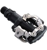 Shimano Shimano Pedal, PD-M520L SPD Clipless Pedal, W/Cleat