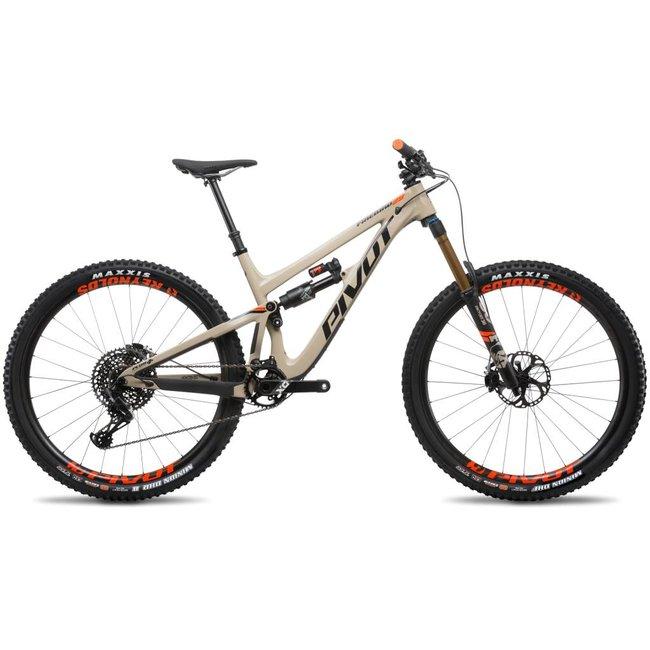 Pivot Cycles Demo Pivot Firebird 29 C Pro X01 2019