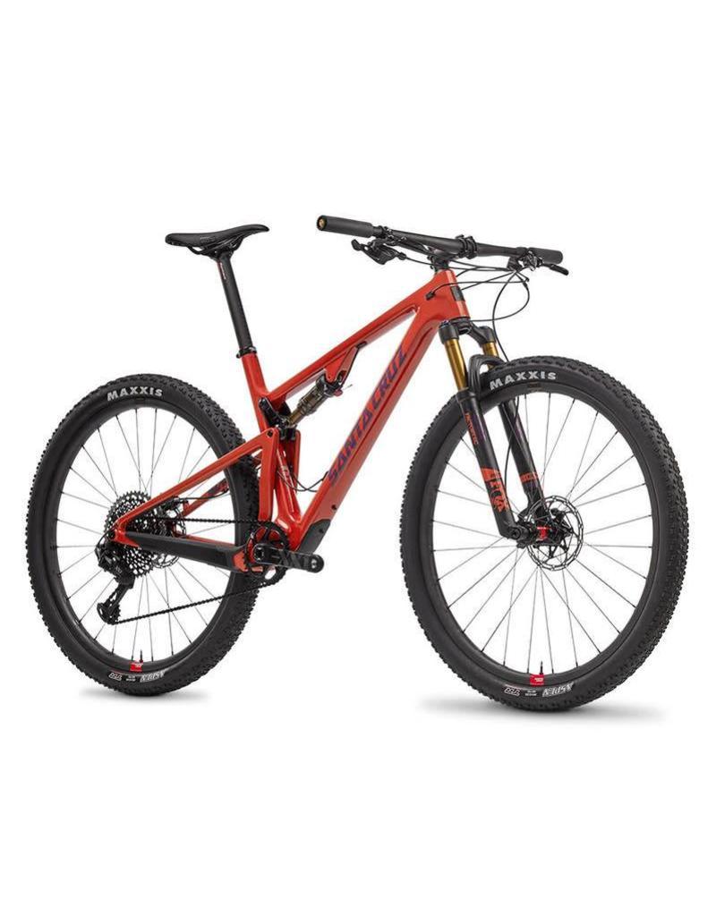 Santa Cruz Bicycles Santa Cruz 2019 Blur C S
