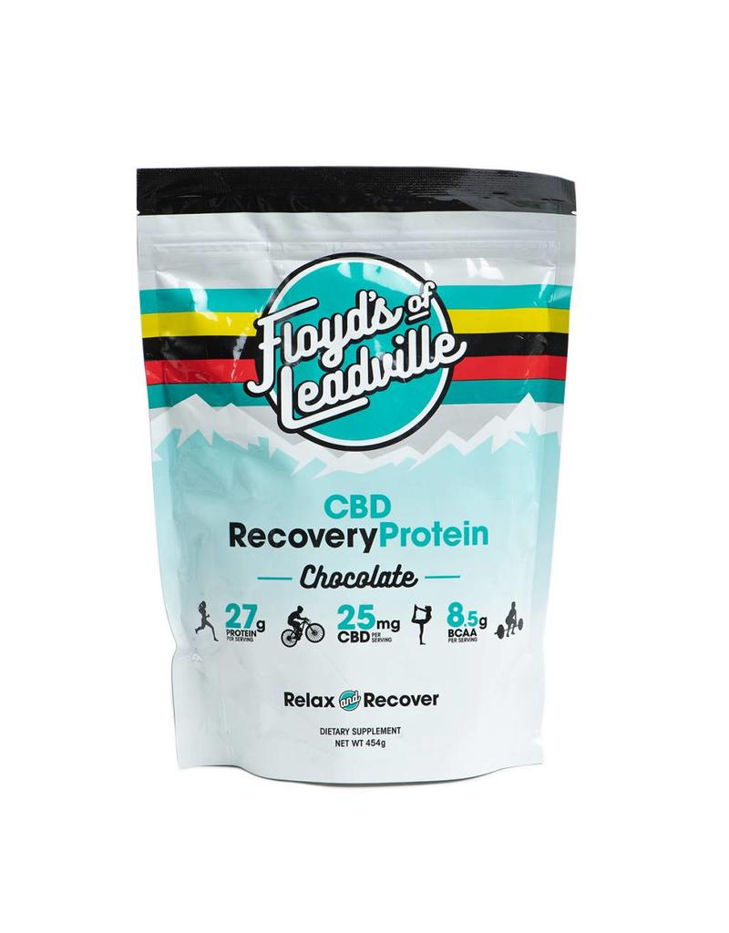Floyd's of Leadville Floyd's of Leadville CBD Isolate Recovery Protein