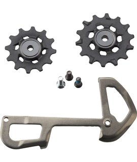 SRAM SRAM X01 Eagle Pulleys and Gray Inner Cage