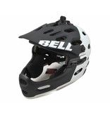 BELL Sports Bell Super 2R Mips Helmet: White Medium