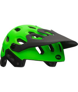 BELL Sports Bell Super Helmet: GREEN Large