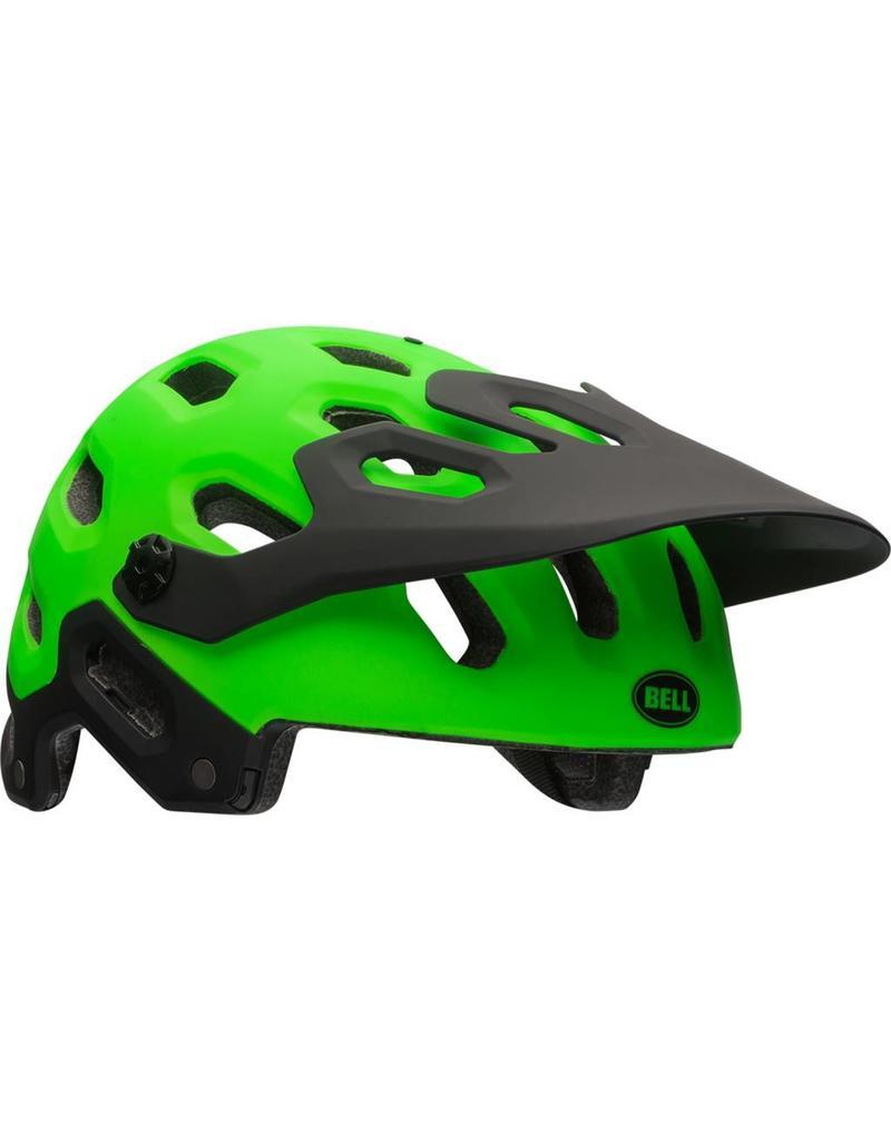 BELL Sports Bell Super Helmet: GREEN Large