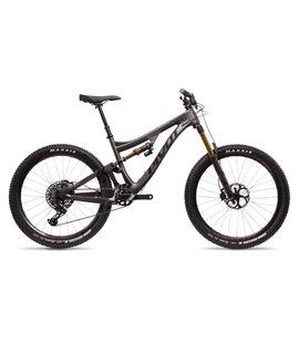 Pivot Cycles Pivot Cycles Mach 6 2018 Carbon Pro XT Sterling Silver Large