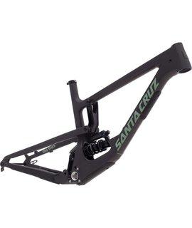 Santa Cruz Bicycles Santa Cruz Nomad 2019 CC Frame, Deluxe Coil, Large, Black/Olive