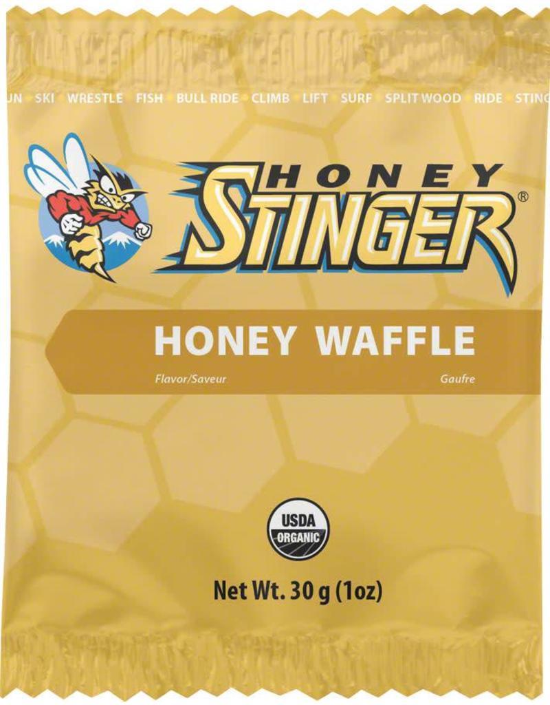 Honey Stinger Honey Stinger Organic Waffle: Honey, Box of 16 single