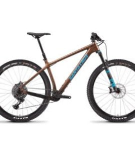 Santa Cruz Bicycles DEMO Santa Cruz Chameleon C 2019 S Large Bronze Alloy Wheels
