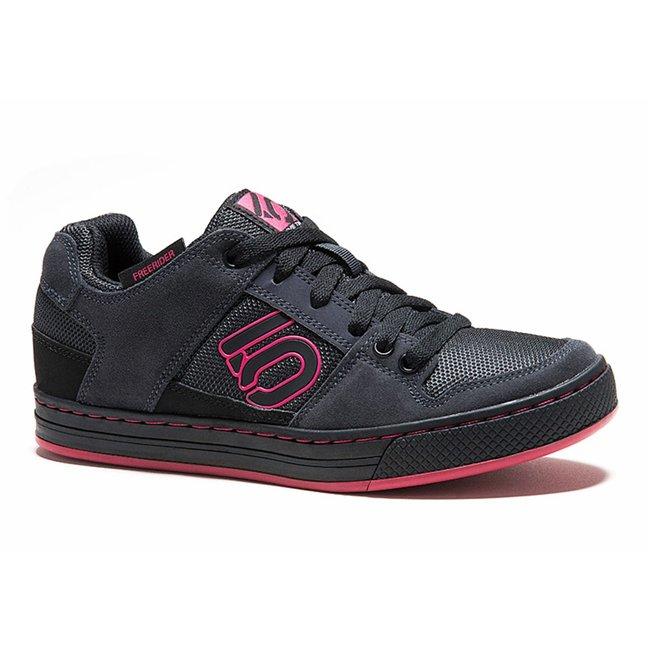 Five Ten Women's Freerider Flat Pedal Shoe Black/Pink